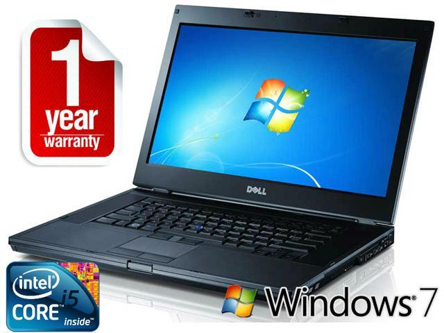 Dell Latitude E6510 - i5-520M 2.4GHz - 15.6