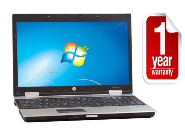 HP EliteBook 8540p 15.6