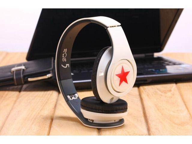 Promotion Newest DJ Headphones Headset Noise Canceling Colorful Earphone Over Ear Foldable Headphone 3.5mm for mobile phone
