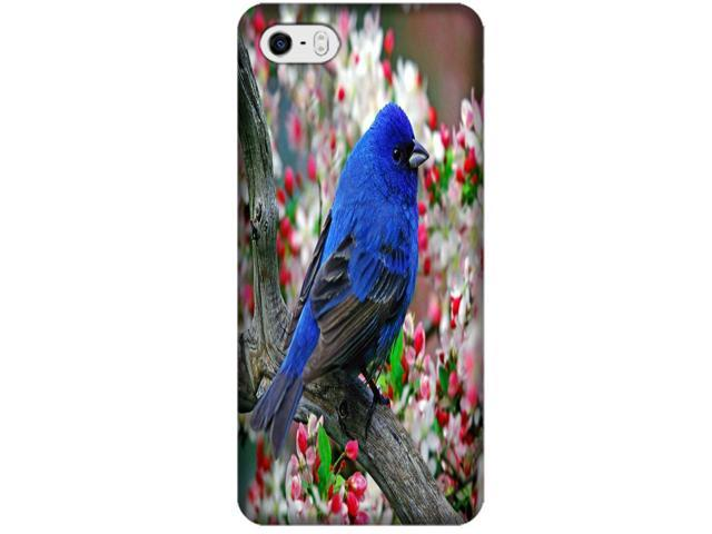 Phones Accessories Nice Birds Stand On The Trees Cute Design Cases For iPhone 4/4S # 6