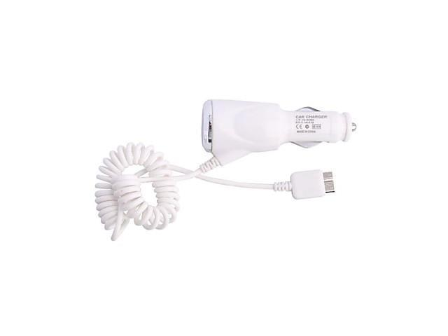 Portable Car Charger for Samsung Note3 (Micro USB, 5V 2A,100cm-cable)