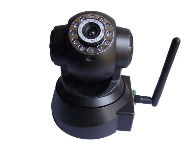 Newest 10 Ir LED P2p Plug and Play Wireless Ip Camera