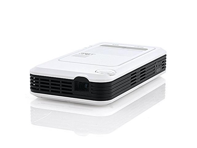 Android 4.2 Portable Multimedia DLP Projector with 100 Lumens and 8gb Memory - Model Google-2014-x2