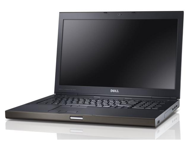 Dell Precision M6600 Core i7-2620M 2.7GHz - 8GB Ram – 500GB Hard Drive - DVD/RW - Windows 7 - Professional 64-Bit Laptop Notebook