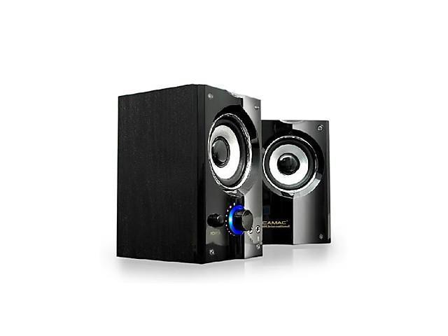 Generic USB Power Portable Music 2.0 Channel Speaker for PC / Laptop