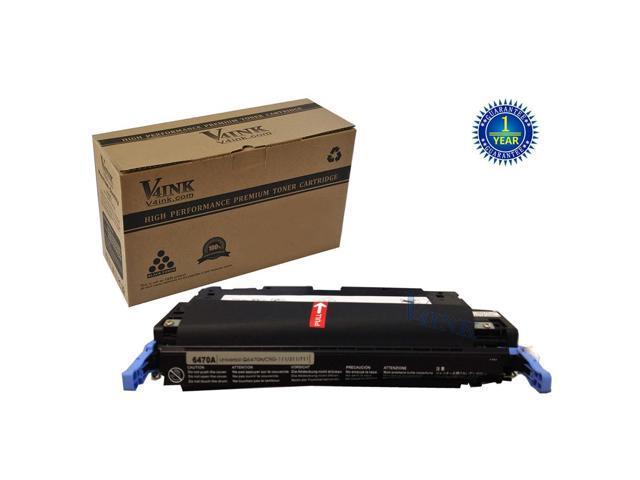 V4ink 1PK Canon 117 CRG-117 117BK (2578B001AA) Black Toner Cartridge for Canon ImageClass MF8450 MF8450C MF9130 MF9150c MF9170c MF9220CDN ...