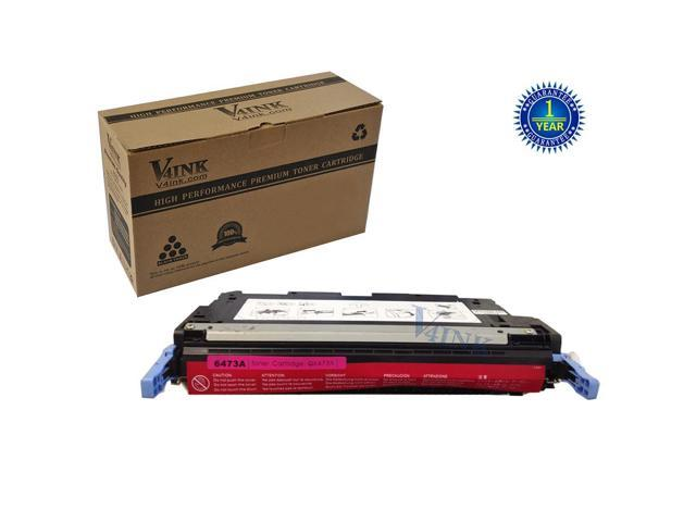 V4ink 1PK Canon 117 CRG-117 117M (2576B001AA) Magenta Toner Cartridge for Canon ImageClass MF8450 MF8450C MF9130 MF9150c MF9170c MF9220CDN ...