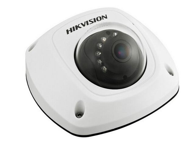 Hikvision DS-2CD2532F-IS Audio/Alarm IO optional IP66 protection Full HD1080p real-time video Dome Camera