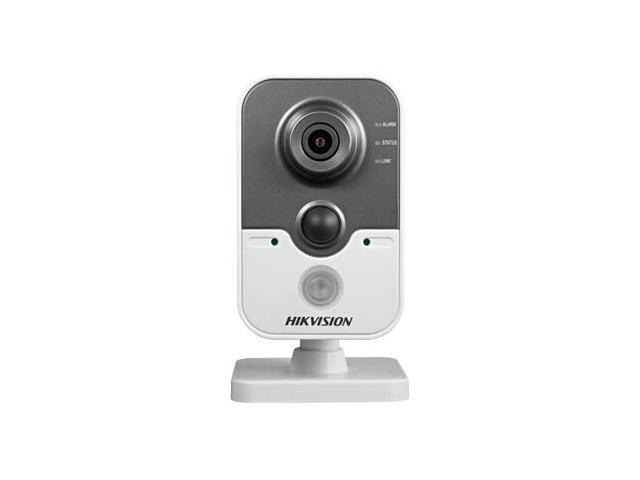 Hikvision DS-2CD2432F-I(W) IR Cube Network Camera - Full HD1080p Video, Up to 10m IR