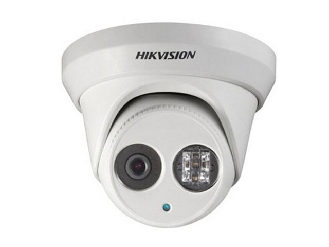 Hikvision DS-2CD3332-I 1080P(Full-HD) Weatherproof Infrared Supply PoE feature Dome Camera