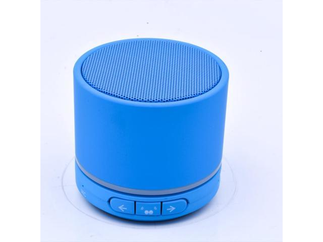 Bluetooth Speaker Wireless portable for all Bluetooth enabled S13T Color Blue And Neckband Headphone Wireless Bluetooth street style for apple ...
