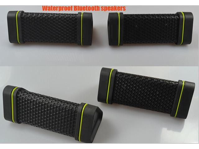 Ear God ER-151 waterproof outdoor sports Bluetooth Bluetooth speaker subwoofer three subwoofer small sound