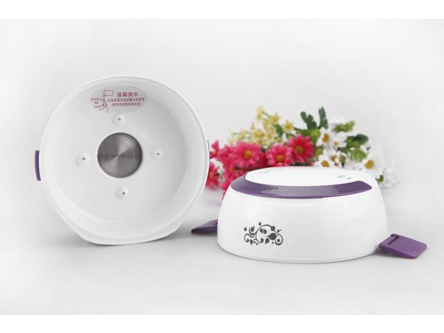 Multifunctional electric heating cooker and cooking mini electric cooker 1L small electric rice cooker pot children students
