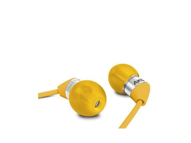 AKG K323XS In-Ear Headphones - Yellow