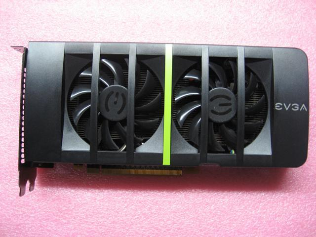 DoDo DIY EVGA GeForce GTX 560 Ti (Fermi) 1GB 256-bit 384SP GDDR5 Video Card