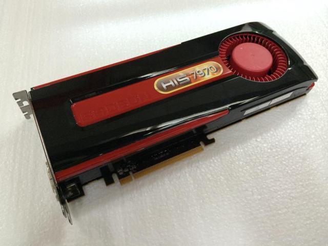 HIS AMD Radeon HD 7950 3GB Video Card for Apple Mac Pro: 4 Displays, 4K+ resolution