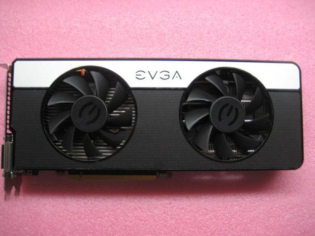 EVGA GeForce GTX670 FTW Signature2 2048MB GDDR5 256-Bit, 1344SP,Dual DVI-D, HDMI, DP and 4-Way SLI Ready GPU Graphics Card