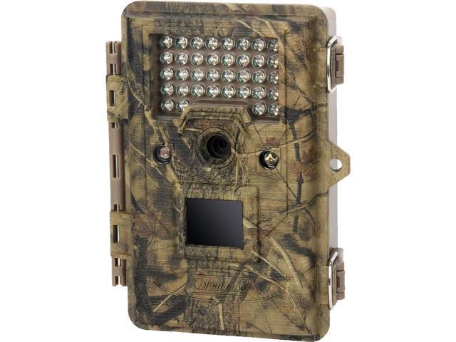 Coleman CHD500 Trail Cam Motion Sensor Digital HD Video Camera with Infrared Night Vision