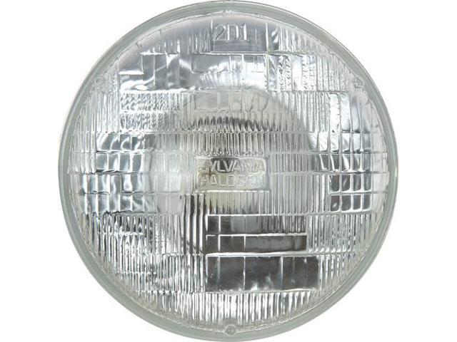 JEGS Performance Products 90020 Large Round Faux Head lamps