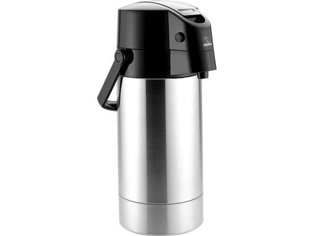 ZOJIRUSHI SR-AG30 Stainless Steel Air Pot Beverage Dispenser