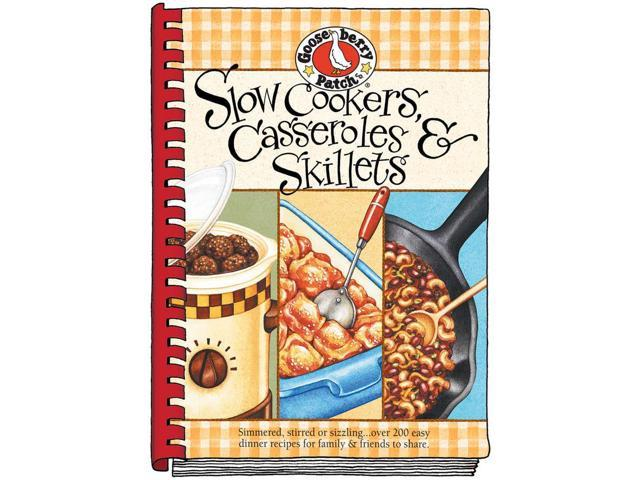 Slow-Cookers, Skillets & Casseroles-