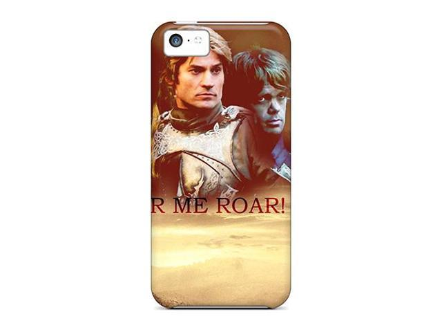 High Impact Dirt/shock Proof Case Cover For Iphone 5c (game Of Thrones - The Lannister's)