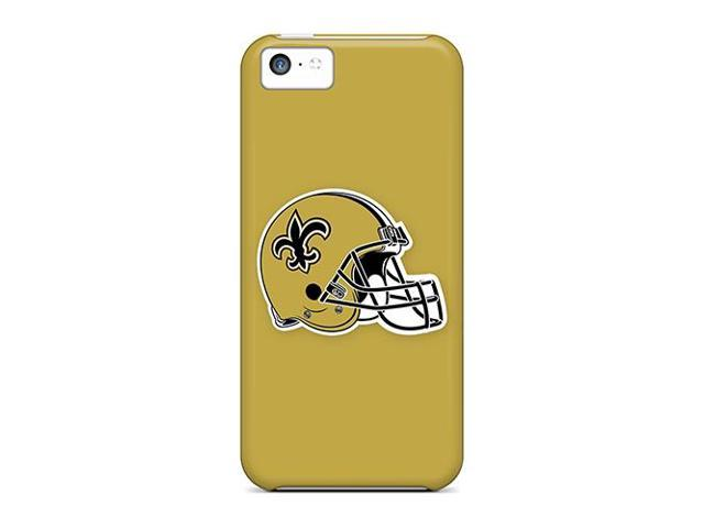 High Impact Dirt/shock Proof Case Cover For Iphone 5c (new Orleans Saints 4)