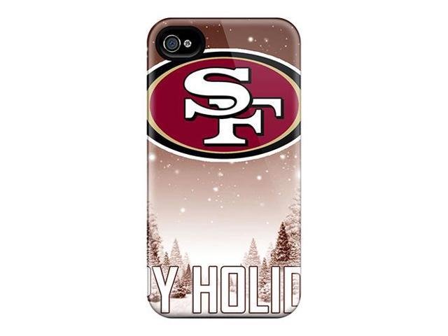 High Impact Dirt/shock Proof Case Cover For Iphone 6 (san Francisco 49ers)