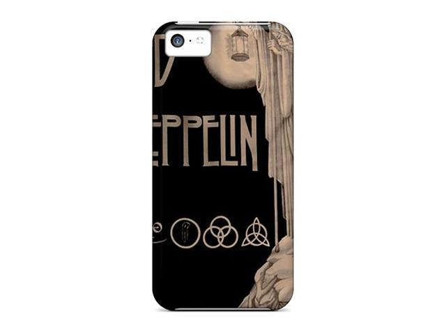 Shock-dirt Proof Led Zeppelin Case Cover For Iphone 5c
