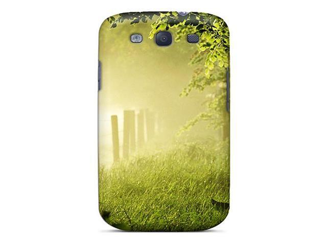 [bld3020oiux] - New Green Landscape Protective Galaxy S3 Classic Hardshell Case