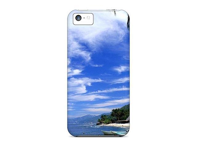 [Svz1677SYTh] - New Tropical Resort Protective Iphone 5c Classic Hardshell Case