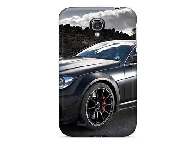 [ucm8837TXsu] - New C63 Amg Black Series Protective Galaxy S4 Classic Hardshell Case