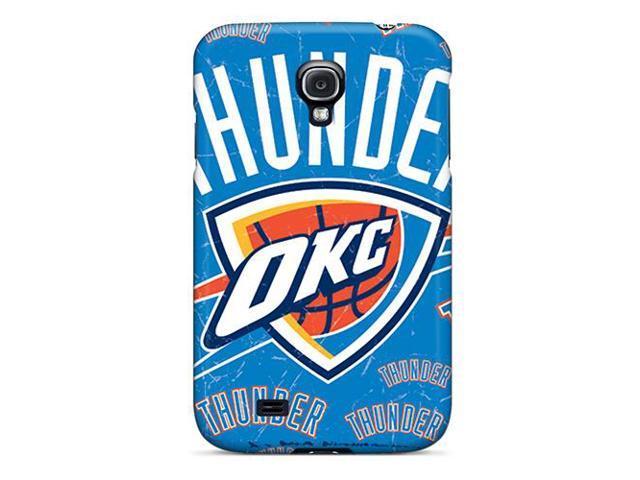 [cez2259trez] - New Oklahoma City Thunder Protective Galaxy S4 Classic Hardshell Case