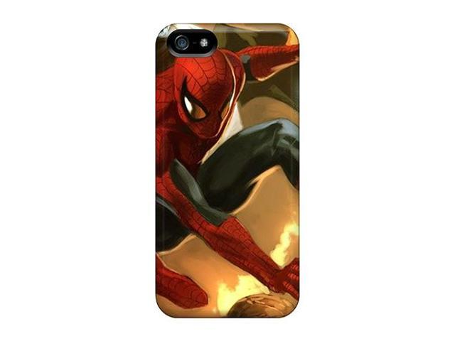 High Impact Dirt/shock Proof Case Cover For Iphone 6 (spider Man)
