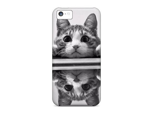 Shock-dirt Proof Cat Case Cover For Iphone 5c