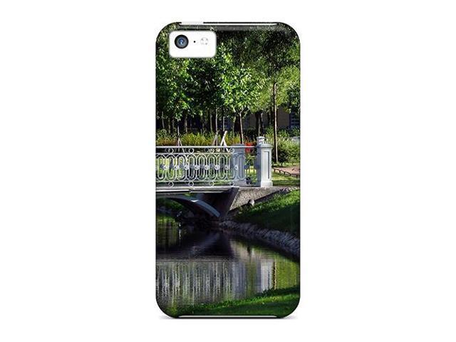 [fCe11938CkAp] - New Park St Petersburg Polish Garden Protective Iphone 5c Classic Hardshell Case
