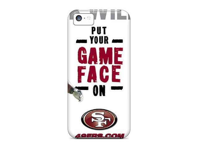 Shock-dirt Proof San Francisco 49ers Case Cover For Iphone 5c