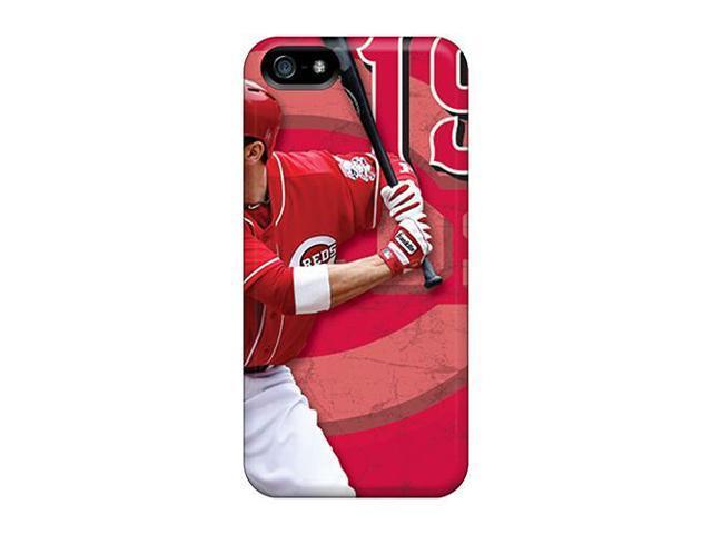 Shock-dirt Proof Cincinnati Reds Case Cover For Iphone 6 plus