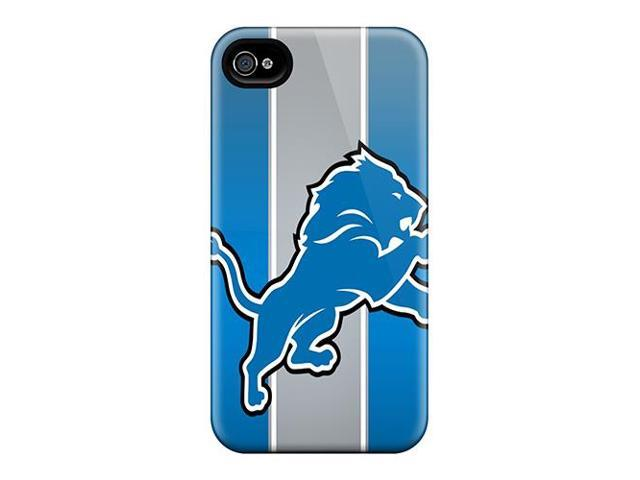 High Impact Dirt/shock Proof Case Cover For Iphone 6 (detroit Lions)