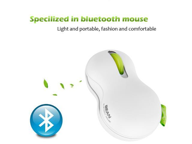 Lofree Flexible Bean Bluetooth Wireless Mouse for all kinds of Bluetooth devices such as ipad, computer, laptop and so on