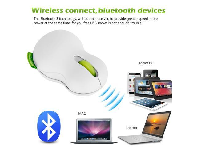 Lofree Flexible Bean Bluetooth3.0 Wireless Mouse for PC Laptop