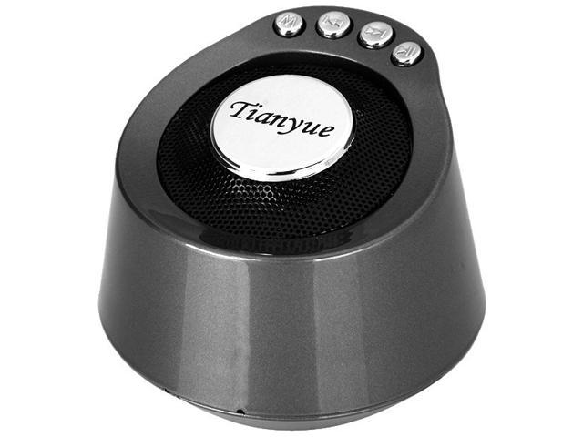 Tianyue TY-022 Unique Design Hi-Fi wireless Bluetooth V3.0 Speaker Support FM Radio,MP3 iPhone, MP4, PSP, MP5, Laptop, Mobile Phone, Tablet PC, ...