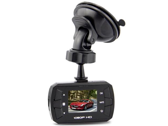 V10 1.5 inch TFT Screen Car Camcorder with 1080P HD Resolution 140 Degree Wide Angle Lens Support 32GB TF Card