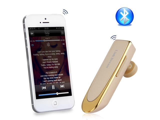 New Sports Wireless Bluetooth Stereo Music Earphone Headphone Headset for iPhone6