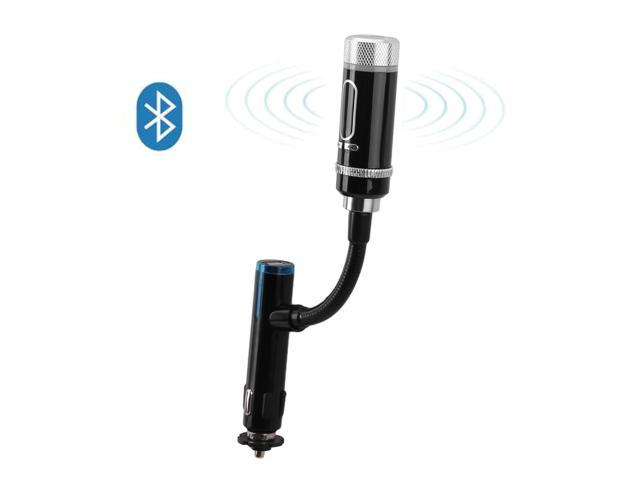 Excelvan Stickcast Wireless Bluetooth FM Transmitter for iPhone 5S/iPhone 6/6 Plus, iPad Air/Air 2/mini 2/mini 3