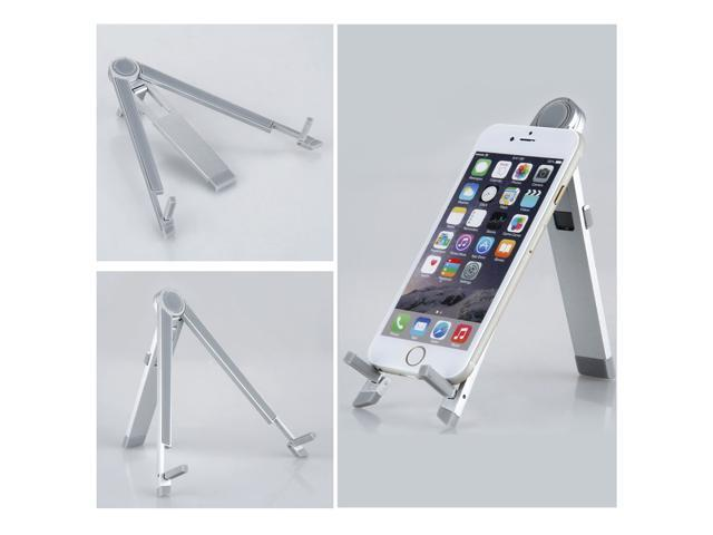 360° Rotatable Foldable Aluminum Holder Stand Mount for iPad 4 3 2 1