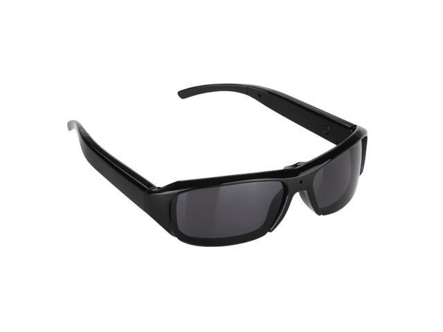 HD Polarized Sunglasses Mini Camera Digital Video Recorder DV Eyewear Camcorder Audio-TF