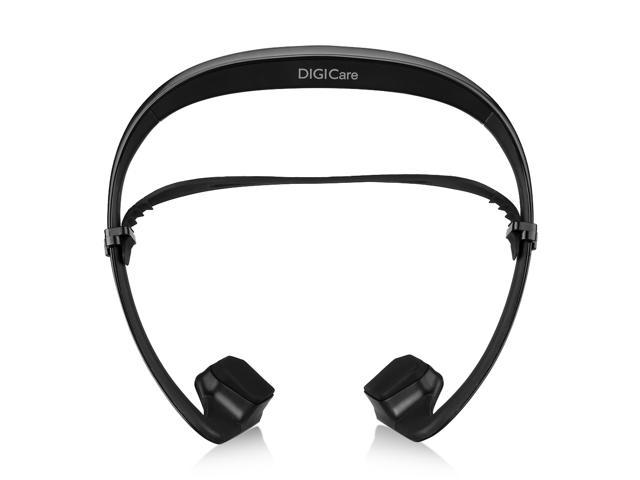 DIGICare DO Wireless NFC Bluetooth Stereo Bone Conduction Headphone Headset with Built-in Microphone for Smartphone Tablet