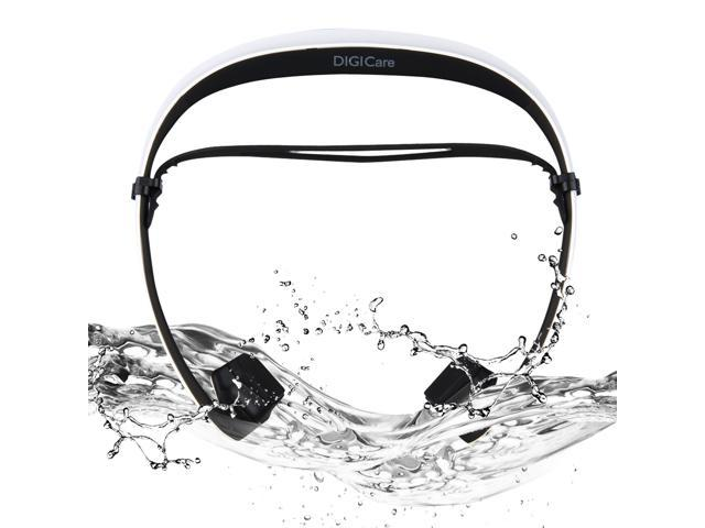DIGICare DO Wireless NFC Bluetooth Stereo Bone Conduction Headphone Headset with Built-in Microphone