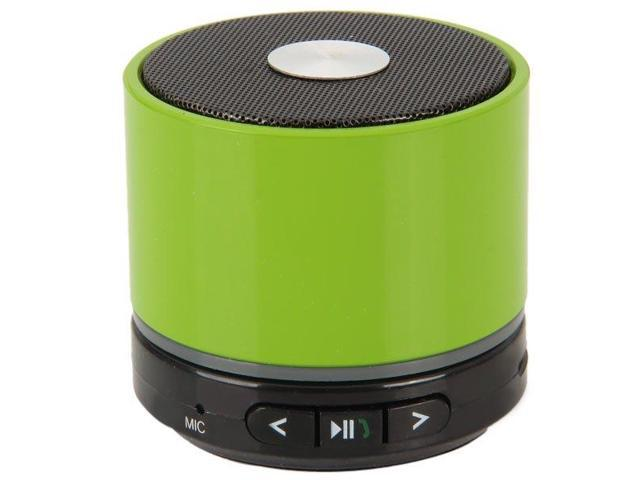 BK-S11 Mini Wireless Portable Bluetooth Speaker with 2-in-1 Cable Green